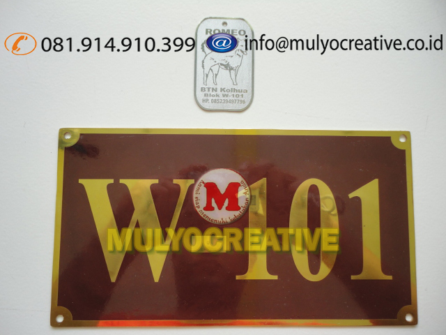 papan alamat (2)