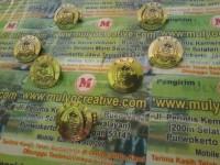 Pin Lencana Timor Leste Army mulyocreative