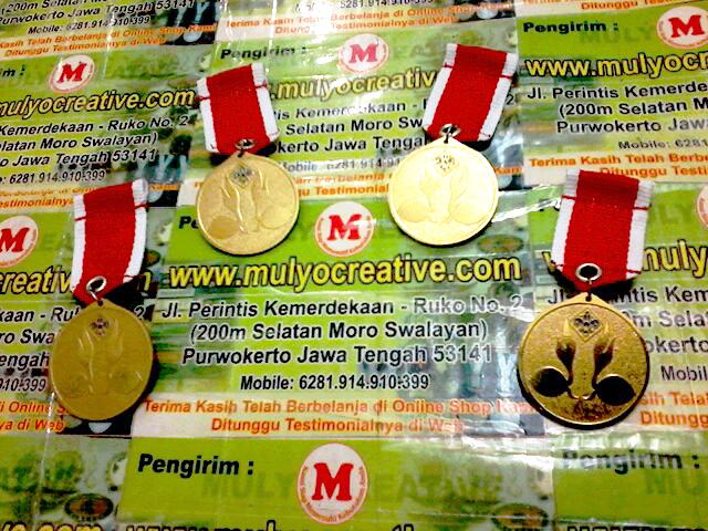 Atribut Medali Pramuka