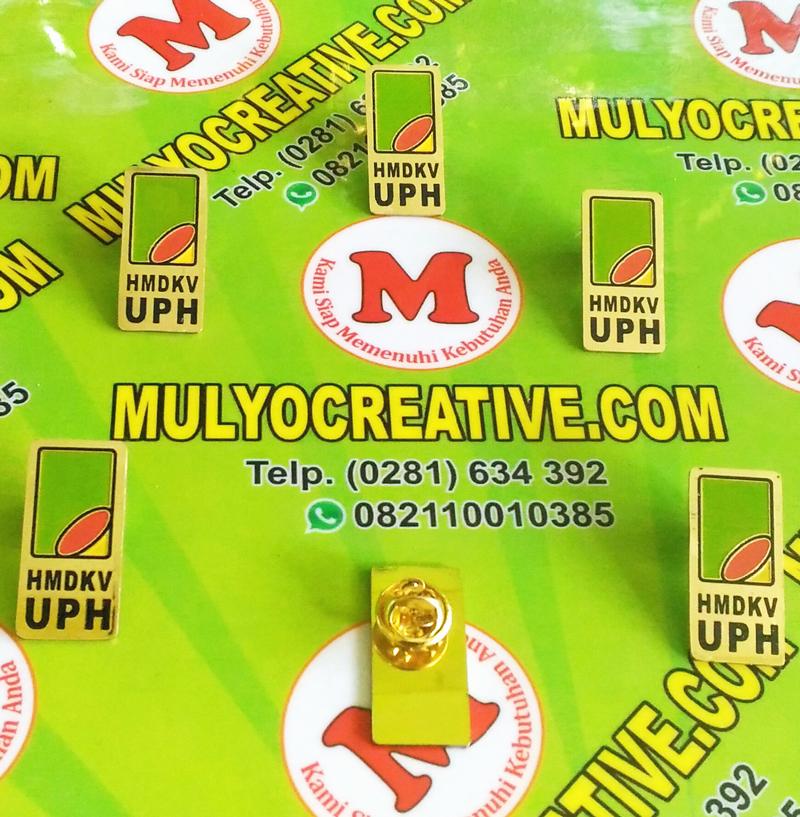 Pin Logo HMDKV UPH