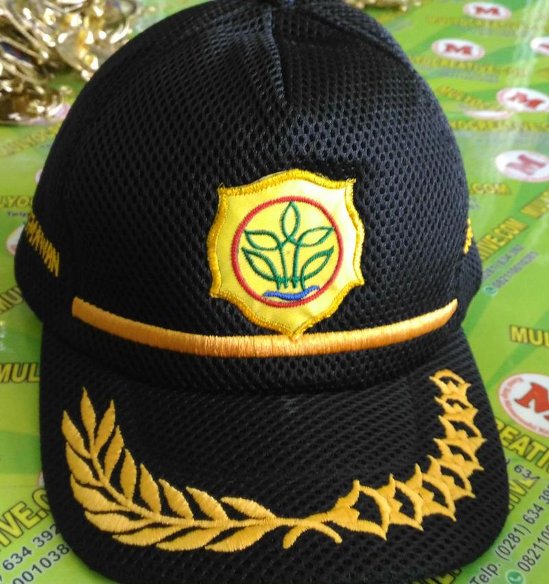 Topi STPP Bogor Tampak Depan