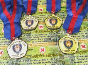 Medali Alumni SMA Negeri 1 KAUR 2017