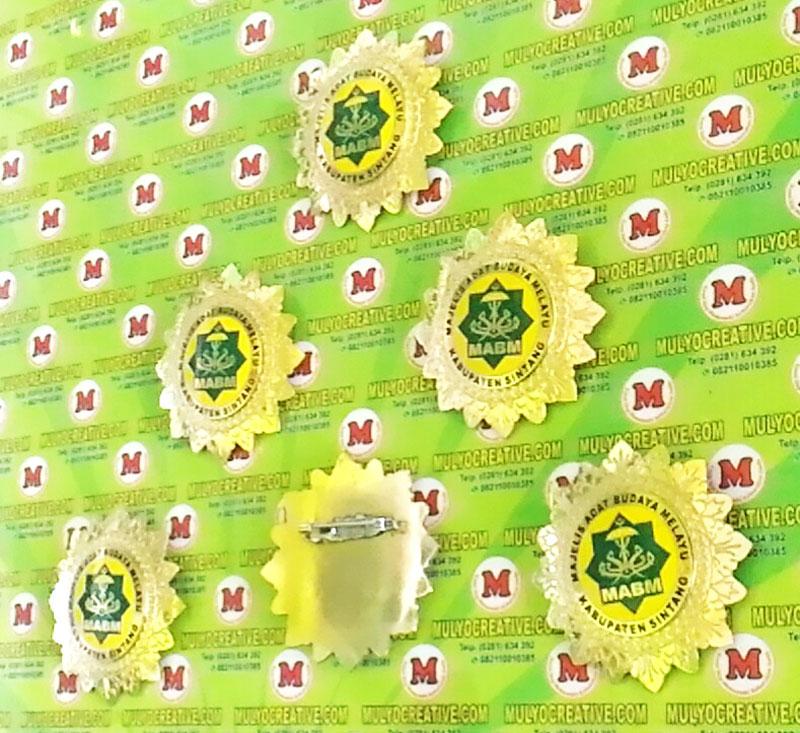 Cari Pin Majelis Adat Budaya Melayu Kalimantan Barat