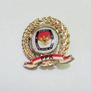 Pin Lencana KPU, Komisi Pemilihan Umum
