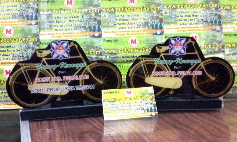 Plakat Komunitas Sepeda Tua
